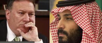 گفتوگوی تلفنی وزیر خارجه آمریکا با ولیعهد سعودی